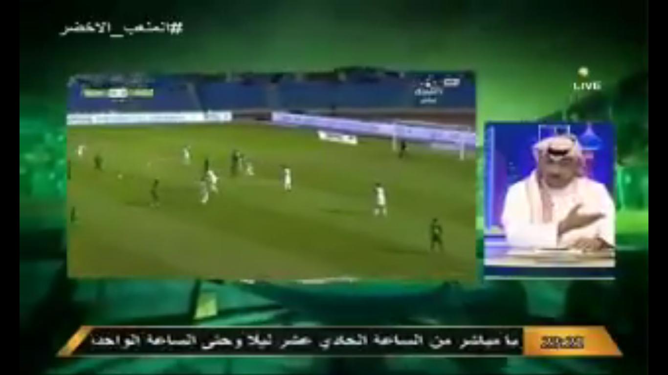 بالفيديو..هاني البشر: حرام يكون هذا اللاعب في المدرجات!