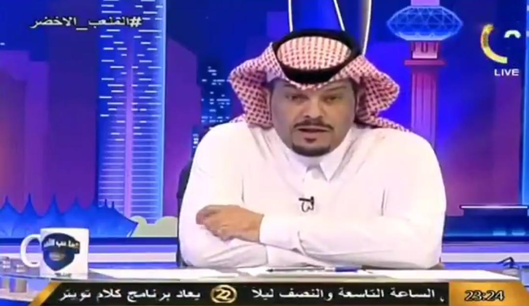بالفيديو..نبيل العبودي: هذا النادي هو المتضرر الأكبر بعدم توقف الدوري!