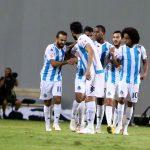 """شاهد.. لحظة ضرب البرازيلي """"كينو"""" في الدوري المصري"""