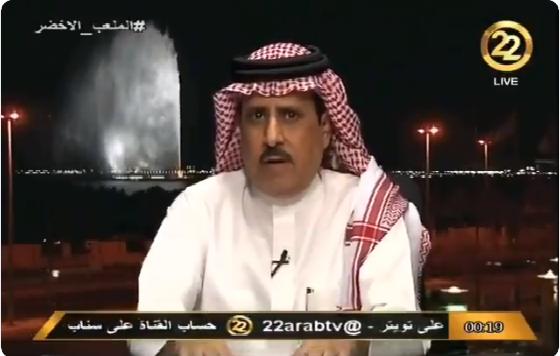 بالفيديو.. أحمد الشمراني: الهلال أبو الأرقام ومو غريبة عليه !