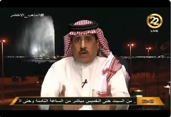 شاهد.. تعليق أحمد الشمراني على تأجيل مباراة الأهلي والاتحاد!