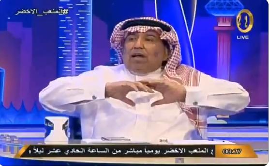 بالفيديو.. الزهراني: ميزة الهلال أن اللاعب أصغر من الكيان !