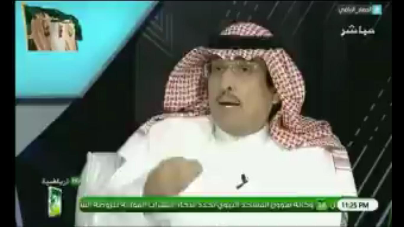 بالفيديو..الدويش:النصر أكثر نادي يخرج خبراء التحكيم و يقولون أن له ضربات جزاء و كان على الحكم أن يذهب لتقنية الـ VAR
