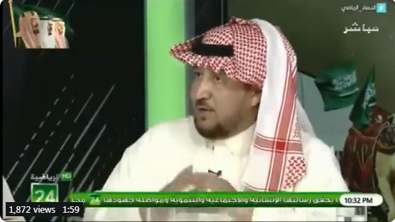 بالفيديو..عبدالمحسن الجحلان:يقال ان الفرق امام الهلال ترتخي،هي لا ترتخي.. ولكن!