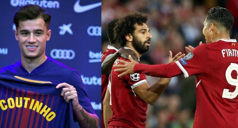 """""""اتفاق غريب"""" يمنع برشلونة من ضم لاعبي ليفربول"""
