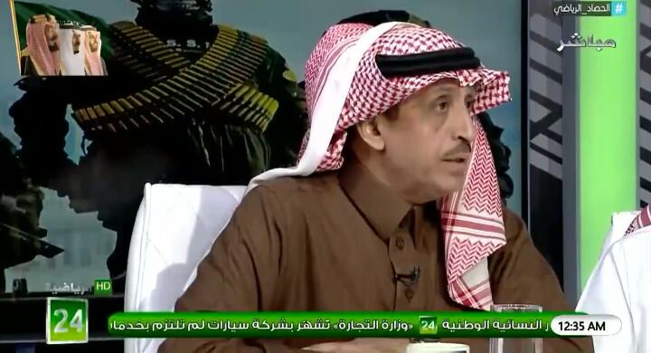بالفيديو.. علي كميخ: هذا الفريق يلمع من يقترب له !!