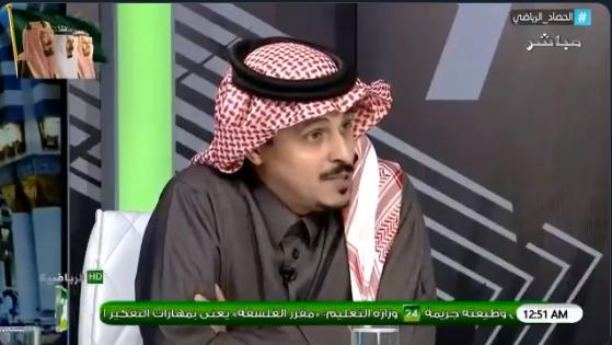 بالفيديو.. طارق النوفل: هناك ضعف في التواصل بين اللاعبين و المدرب في هذا النادي !!