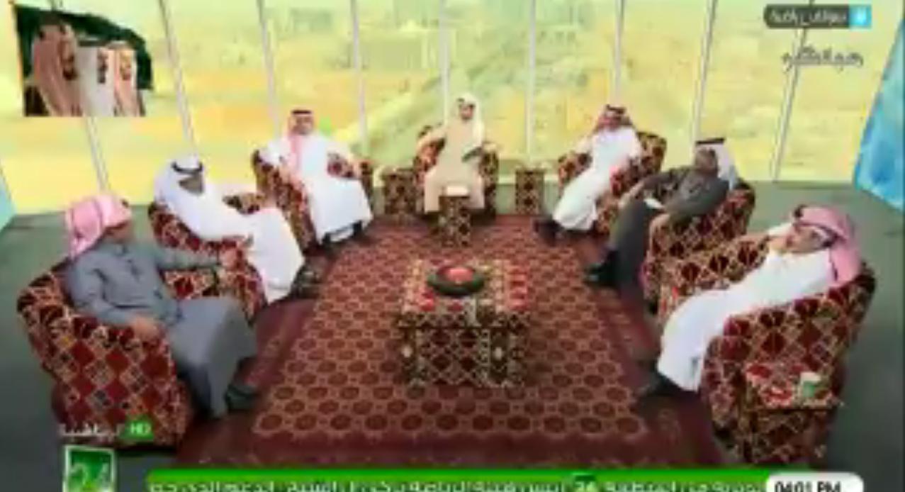 """بالفيديو..مريح المريح لـ عبدالله المالكي: انطلاقة الهلال تشبه """"الدعسة"""" الفجائية في فورمولا اي !"""