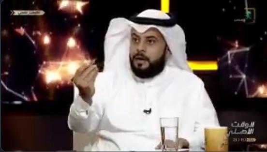 """بالفيديو.. """"جراح الظفيري"""" يفجر مفاجأة بشأن التعاقد مع المدربين في الدوري السعودي"""