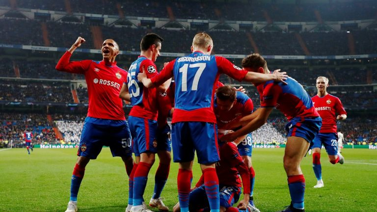بالفيديو.. ريال مدريد يسقط أمام سيسكا موسكو بثلاثية نظيفة بدوري أبطال أوروبا