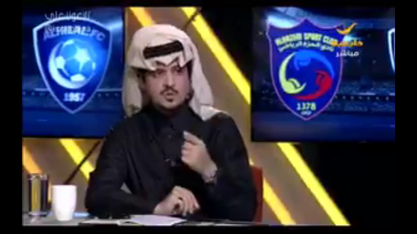 بالفيديو..السويلم: الهلال افتقد هذا اللاعب في لقاء الحزم!