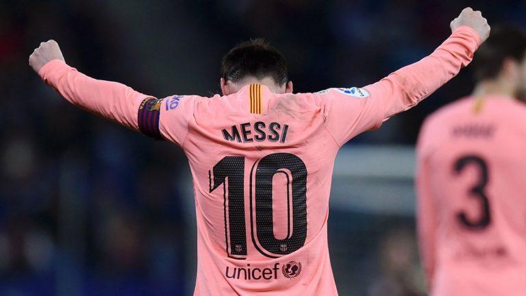 بالفيديو.. برشلونة يسحق إسبانيول وينفرد بصدارة ترتيب الدوري الإسباني