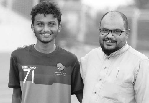 وفاة والد لاعب سعودي أثناء حضوره مباراة يشارك فيها ابنه