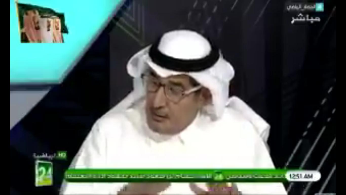 بالفيديو..عايد الرشيدي: هذا الفريق لا ينقصه شئ !
