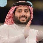 """""""تركي آل الشيخ"""" مازحا: إيقاف رئيس الزمالك خدم النادي.. فليعد ليهز الاستقرار !"""