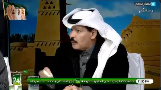 بالفيديو..صالح الطريقي: صدارة الهلال مهددة من النصر!