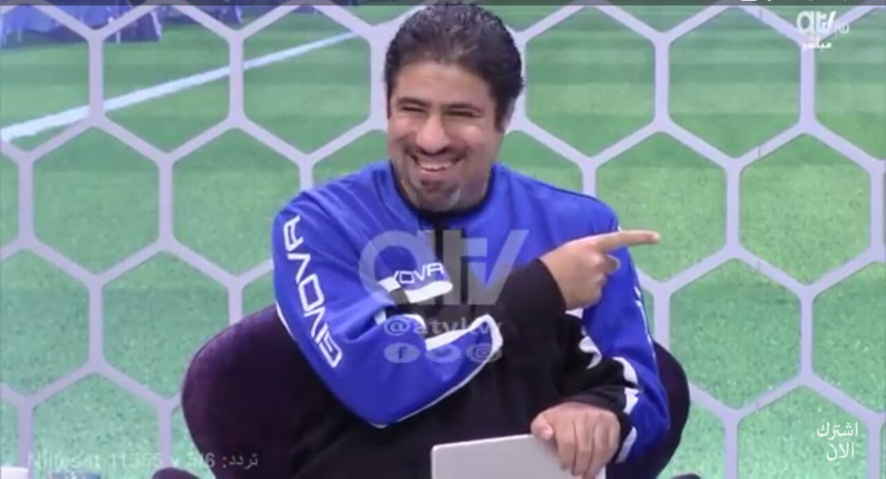 شاهد .. مذيع كويتي يعلق على خسارة الهلال من الحزم
