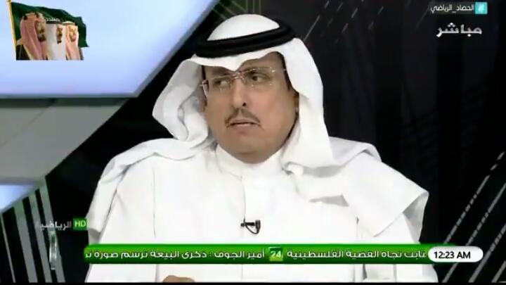 بالفيديو.. محمد الدويّش: هذا اللاعب مكسب كبير لنادي النصر والكرة السعودية !!
