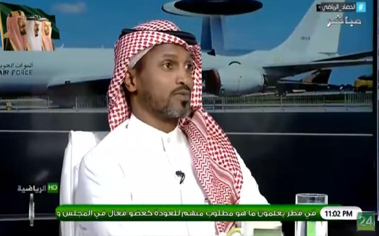 """بالفيديو.. ابراهيم ماطر : الإعلام اشعرنا أن تقنية الفار """"جاء عون و طلع فرعون"""""""