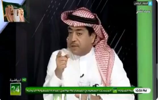 بالفيديو.. فهد الطخيم : ركلة جزاء الهلال امام أحد غير صحيحة !