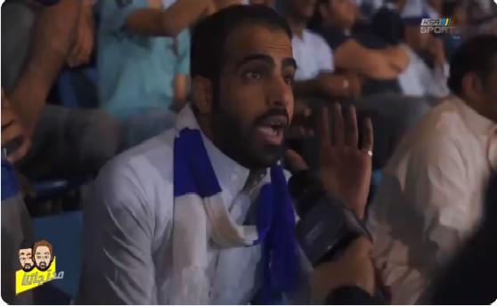 بالفيديو.. مشجع هلالي: بعد مباراة النصر ما أثق في الفريق!