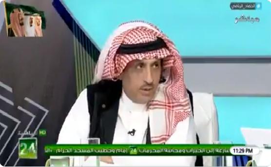 """بالفيديو.. علي كميخ : هجوم النصر عبارة عن """" مدمرة و كاسحة ألغام """" في الدوري!"""