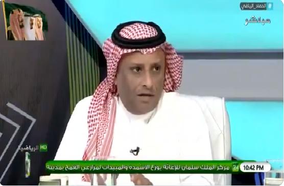 """بالفيديو.. حسن عبدالقادر :من حق الفائز أن """"يهايط"""".. ولكن دون الشماتة في المرض!"""