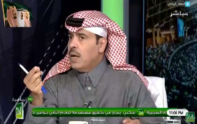 """بالفيديو.. هل ستتحرك لجنة الانضباط لتصريح """"خالد البلطان"""" .. الجماز يجيب؟!"""