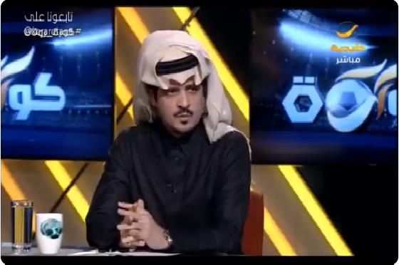 بالفيديو.. تعليق مثير من محمد السويلم على تصريحات رئيس الشباب!
