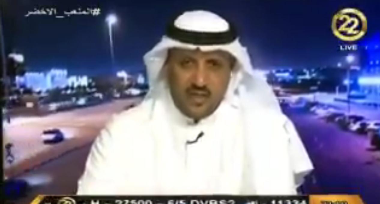 بالفيديو..علي هبه: الهلال انكشف أمام النصر!