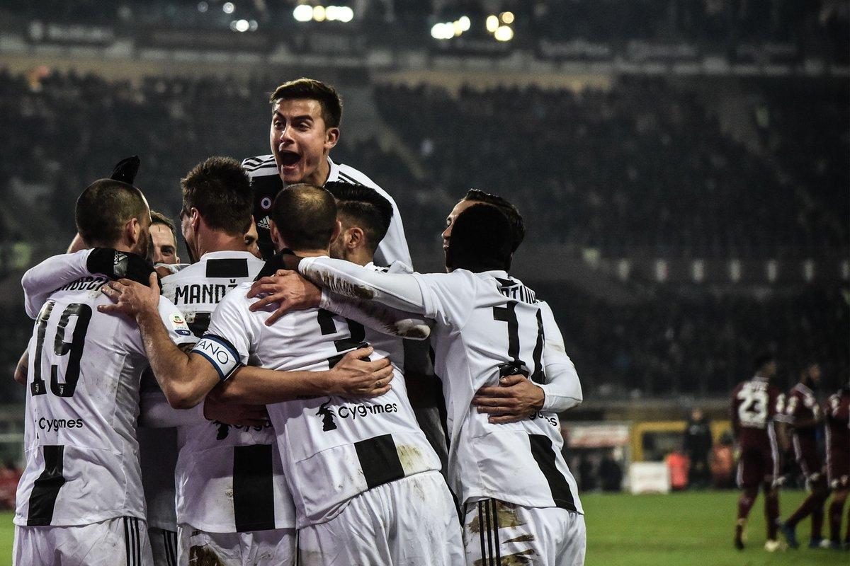 بالفيديو والصور.. رونالدو يقود يوفنتوس للفوز على تورينو في الدوري الإيطالي
