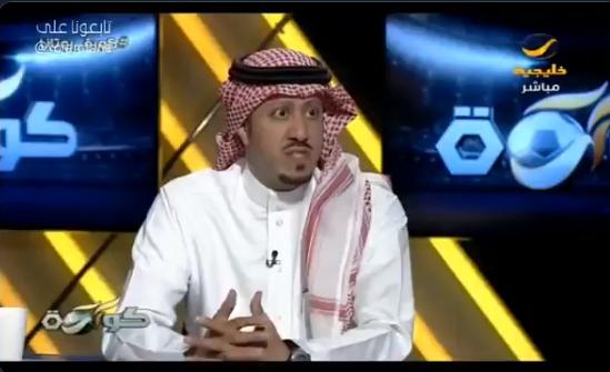 """بالفيديو.. محمد الصدعان: قرار تعاقد الوحدة مع """"ميدو"""" صائب لهذه الأسباب !"""