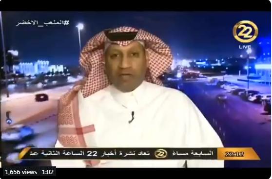 بالفيديو..عبدالله الشريدة:بعد هدف الهلال الثاني رئيس النصر كان وده يطلع من الملعب