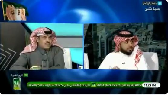 بالفيديو..عبدالرحمن الجماز:في هذه اللحظة من لقاء الهلال والنصر الحكم افتقد الشجاعة وسلب حق من حقوق الهلال