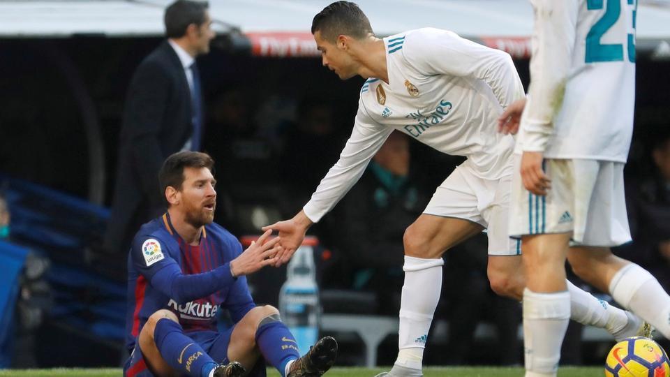 رونالدو يهاجم ريال مدريد بشدة ويتحدى ميسي في إيطاليا