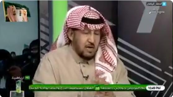 بالفيديو..عبدالمحسن الجحلان : في مباراة احد و الهلال.. فريق احد لعب برتم دفاعي كامل