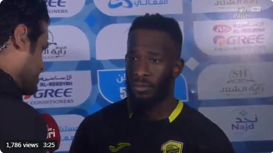 بالفيديو.. تعليق مثير من فهد المولد بعد الفوز على الباطن