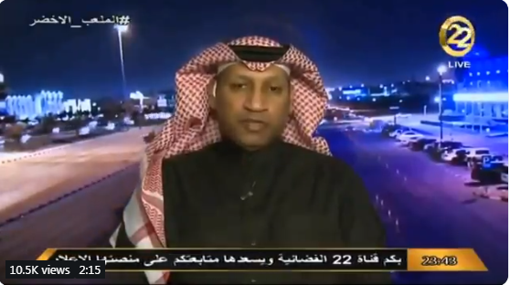بالفيديو..عبدالله الشريدة: مانقدر نعزل لاعب المنتخب عن اخبار ناديه مهما يكون هو بشر !