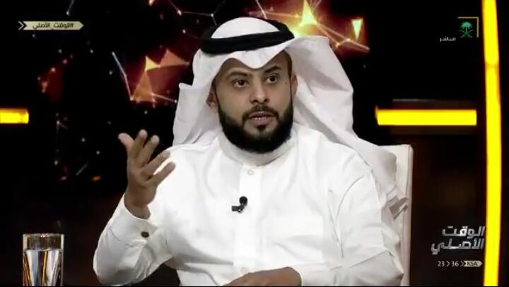 بالفيديو.. جراح الظفيري: النصر هو الفريق الوحيد القادر على إيقاف الهلال !!