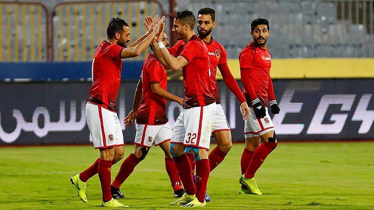 الأهلي المصري يقتنص فوزًا صعبًا من فيتا كلوب في دوري أبطال أفريقيا (فيديو)