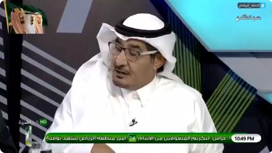بالفيديو..الرشيدي: أين سيلعب النصر في الآسيوية..والجعيلان يرد !