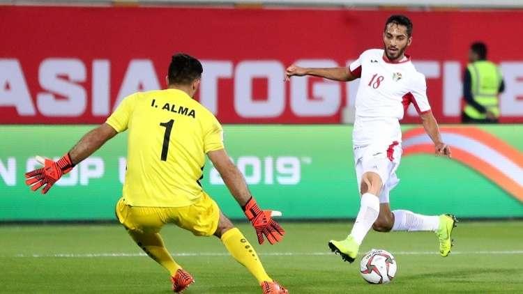 مباراة سوريا والأردن تفتح عيون الأوروبيين على لاعب موهوب