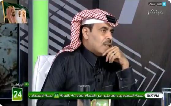 بالفيديو..الجماز: أكبر خطأ ارتكبته الإدارة الأهلاوية هي عودة هذا اللاعب !