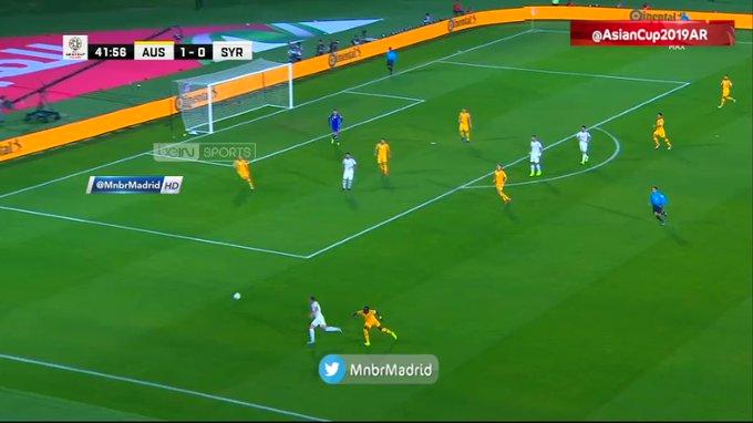 بالفيديو.. سوريا تودع كأس آسيا بخسارتها أمام أستراليا