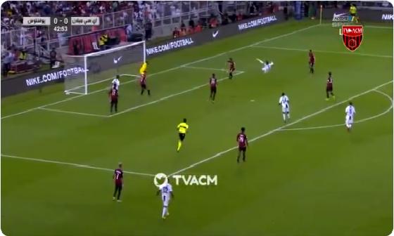 """بالفيديو.. رونالدو يهدر فرصة هدف محقق لـ """"يوفنتوس"""""""