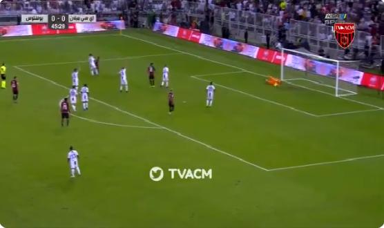 بالفيديو.. حارس يوفنتوس يتألق بالتصدي لتسديدة صاروخية من لاعب ميلان