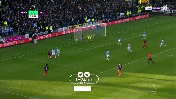 بالفيديو.. مانشستر سيتي يكتسح هيديرسفيلد تاون في الدوري الإنجليزي!