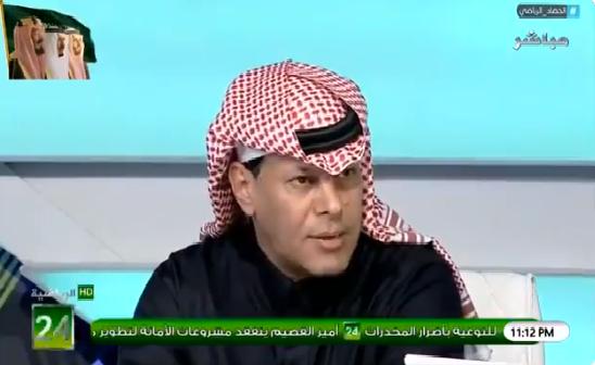 """بالفيديو.. """"فهد المدلج"""" : ثلاثة أندية يتنافسون على لاعب الفيصلي """" حمدان الشمراني """""""