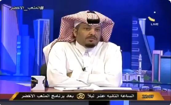 بالفيديو.. نبيل العبودي: اللي جالس يصير في هذا النادي شيء يحز بالنفس !