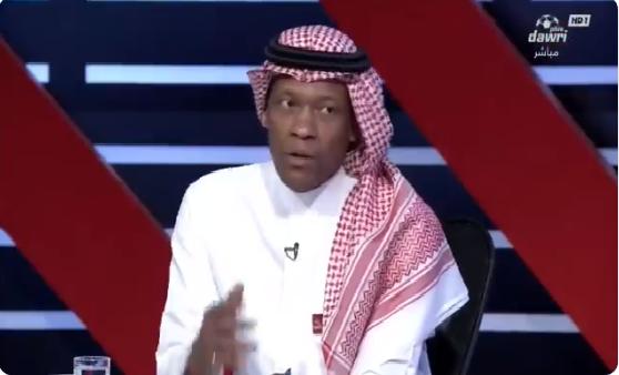"""بالفيديو.. محمد الدعيع يوجه انتقادات حادة لإدارة الهلال بشأن رحيل """"خربين وخيسوس""""!"""